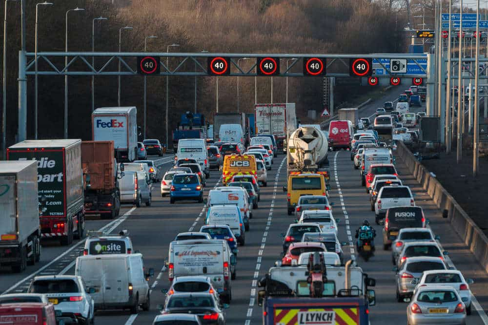 Smart Motorways-How they work & how to avoid a fine