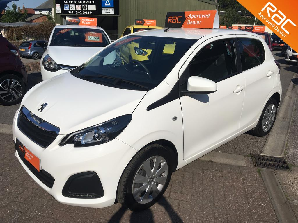 Peugeot 108 for sale at Wirral Small Cars