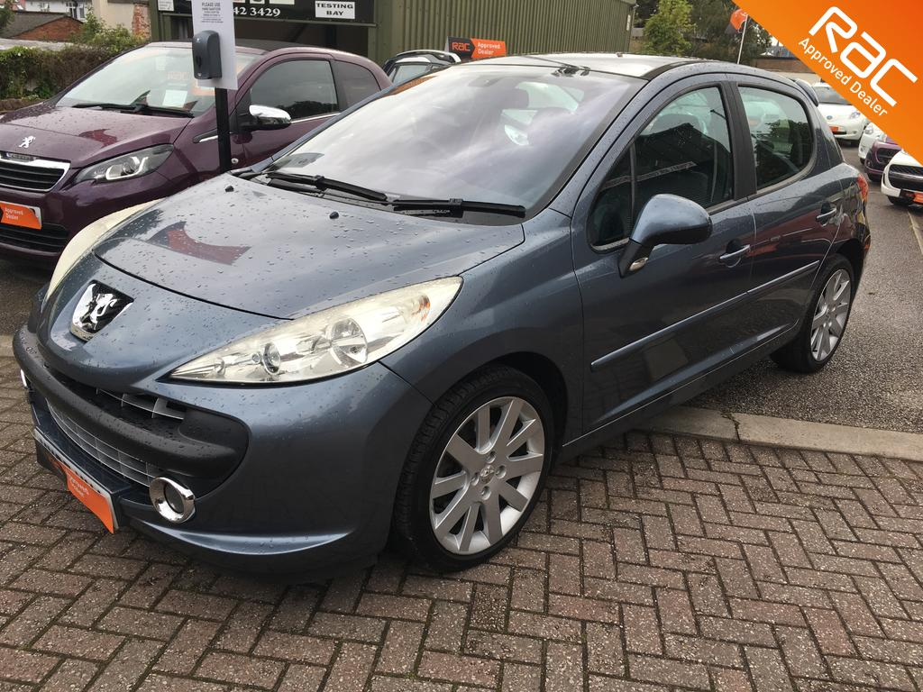 Peugeot 207 Gt for sale at Wirral Small cars