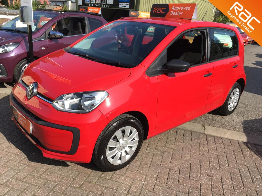 VW Up for sale at Wirral Small Cars