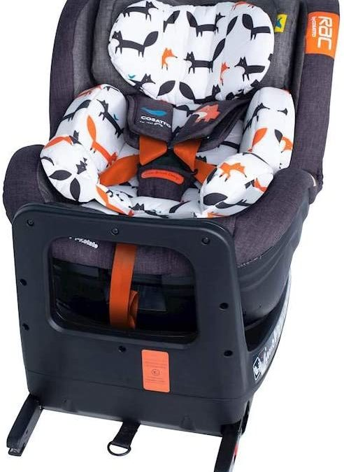 RAC launches car seat specifically designed for new-borns