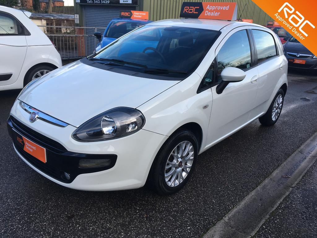Fiat Punto  for sale at wirral small cars