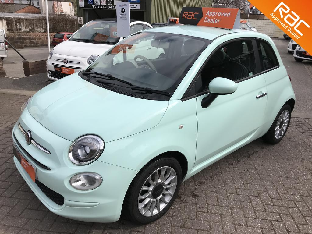 Fiat 500 Pop Star for sale at Wirral Small Cars