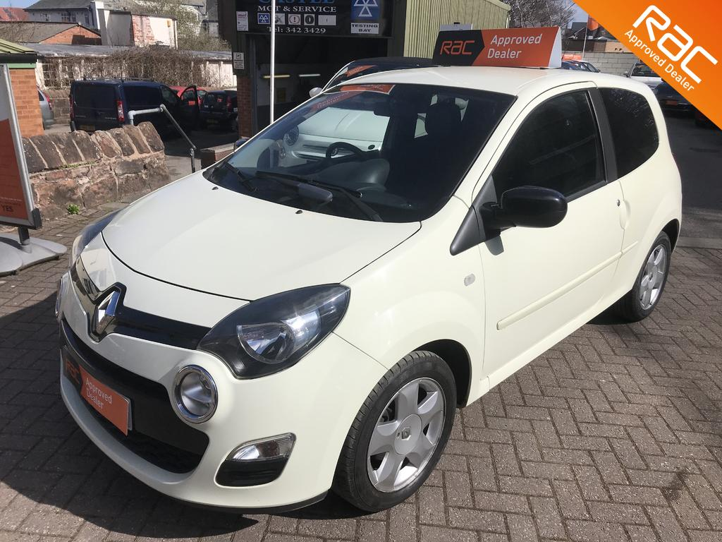 Renault Twingo for sale at wirral small cars