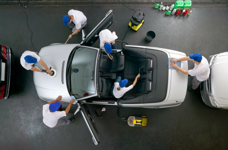 10 Hacks For Spring Cleaning Your Car