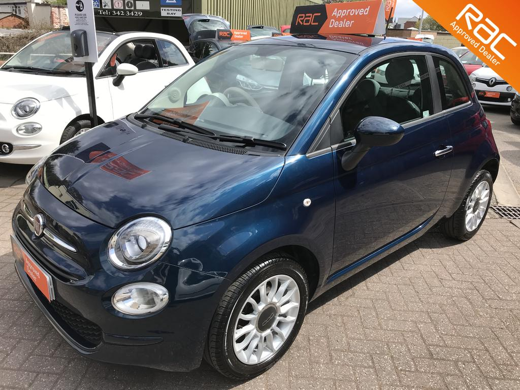 Fiat 500 for sale at wirral Small cars