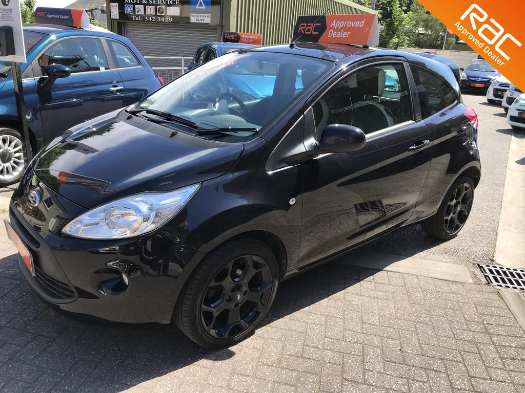 Ford Ka  for sale at wirral small cars