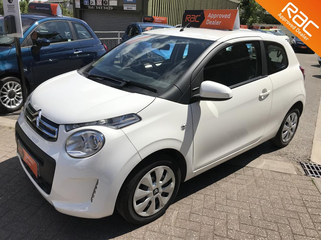 Citroen C1 for sale at Wirral Small Cars