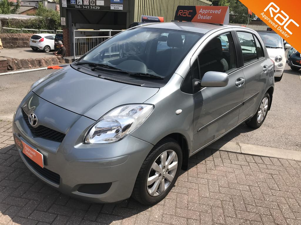 Toyota Yaris TR Automatic 5dr, 2009 (59)