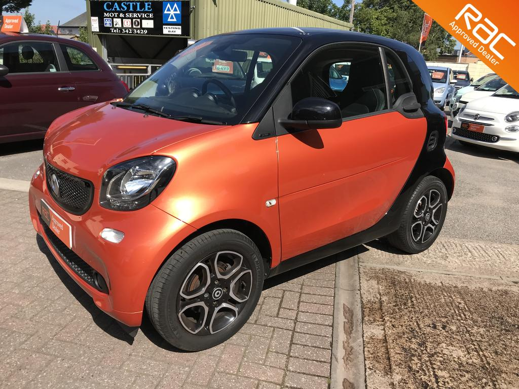 Smart ForTwo for sale at Wirral Small Cars