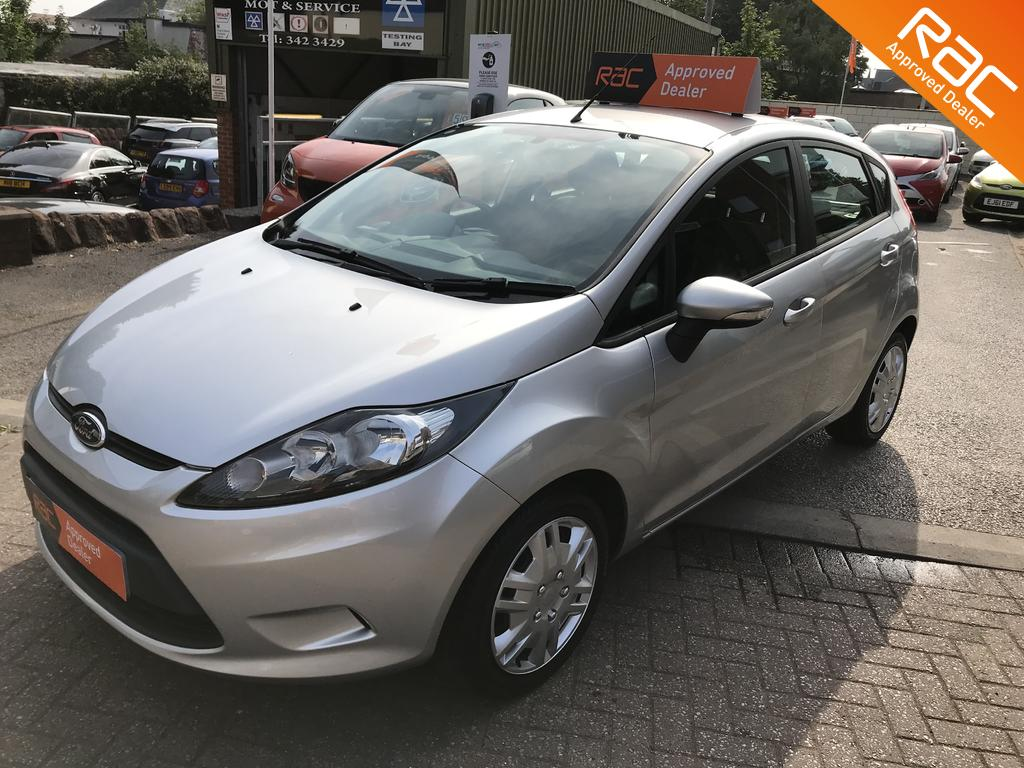 Ford Fiesta for sale at Wirral Small Cars