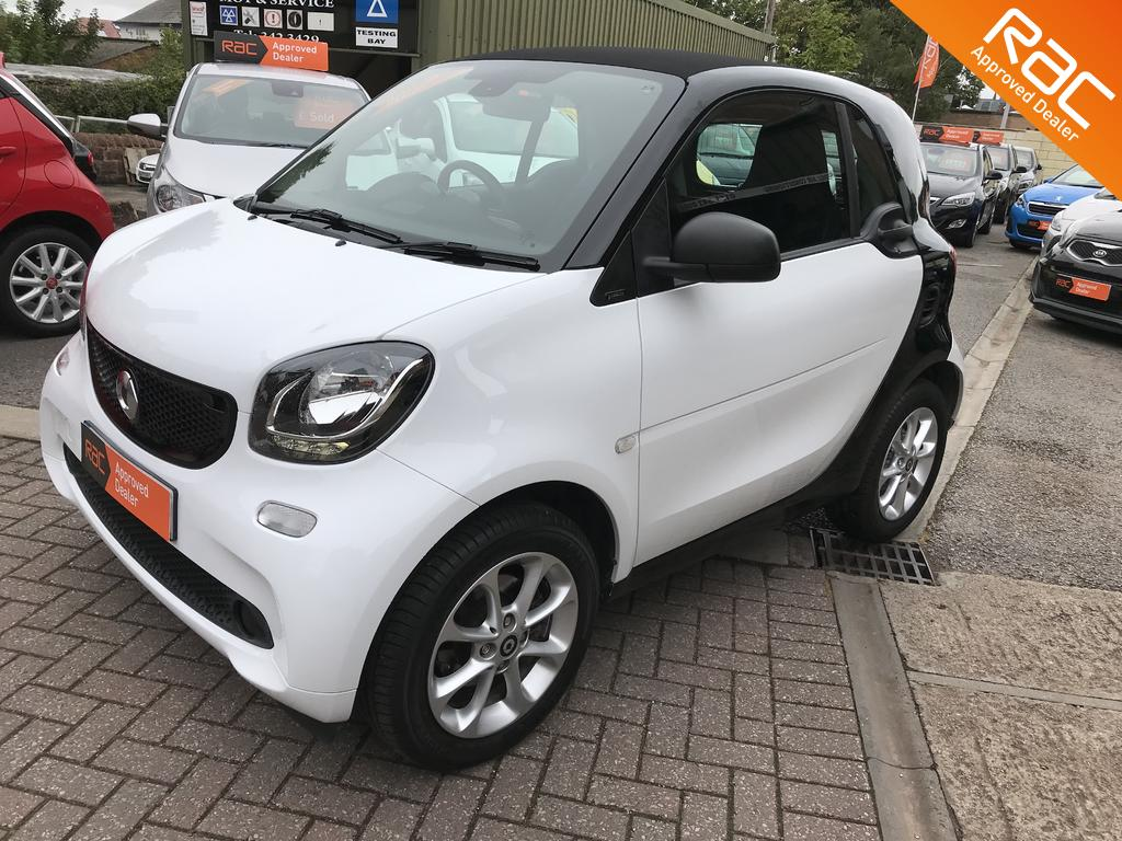 Smart ForTwo Automatic for sale at Wirral Small Cars