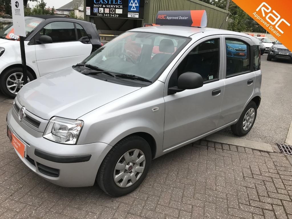 Fiat Panda for sale at wirral small cars