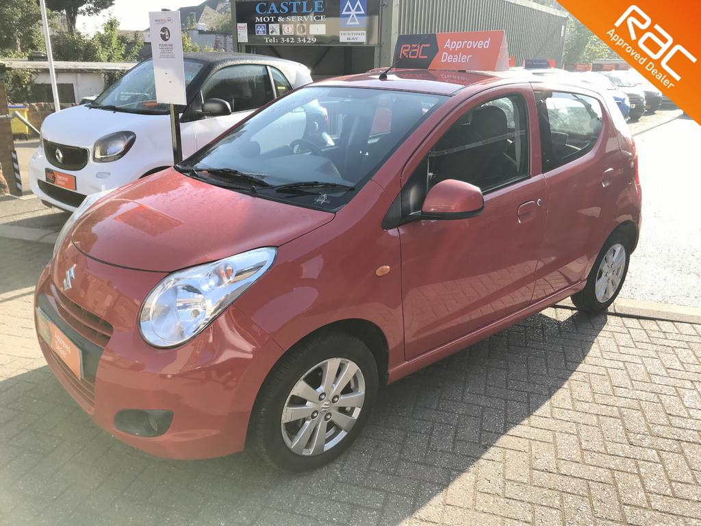Suzuki Alto automatic for sale at Wirral Small cars in Heswall