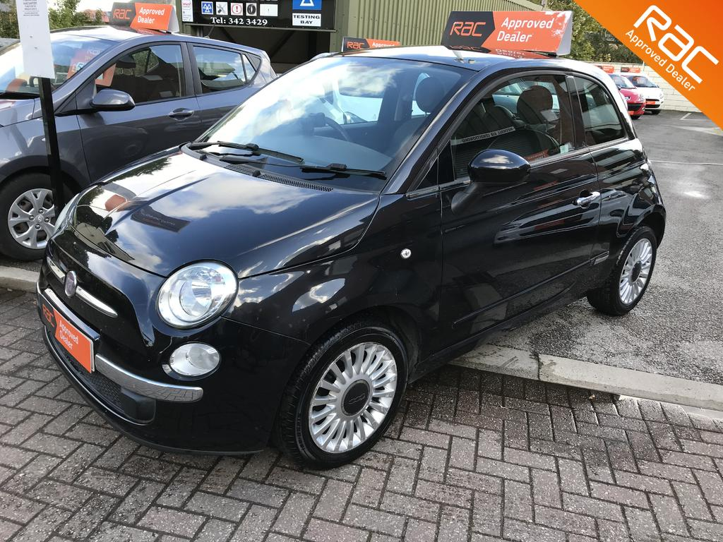 Fiat 500 Lounge for sale at Wirral Small Cars