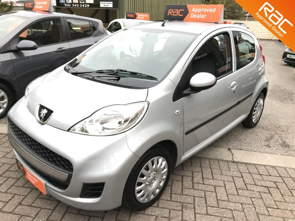 Peugeot 107 Automatic for sale at Wirral Small Cars